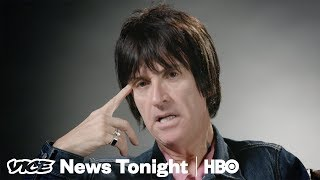 """Johnny Marr Reimagines Humanity With His New Hit """"The Tracers"""" (HBO)"""