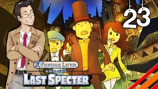 Professor Layton and the Last Specter | ENDING | Part 23