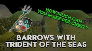 Trident of the Seas at Barrows - How Good?