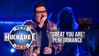 "JORDAN SMITH ""Great You Are"" (LIVE) 