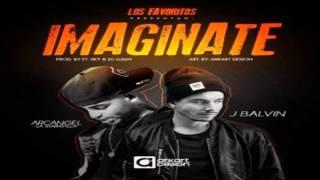 Imagínate - Arcangel ft J Balvin (Musica Urbana Tv)