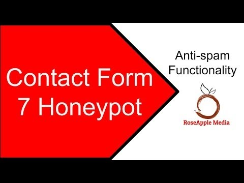 Adding Honeypot to Contact Form 7