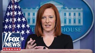 Jen Psaki holds White House press briefing   9/22/21