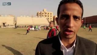 مصر العربية | مستقبل وطن بقنا يدشن بطولة رياضية لمواجهة الإرهاب