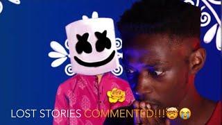 🇮🇳INDIA HAS EDM???🥵🤯🔥  Marshmello & Demi Lovato - OK Not To Be OK - Lost Stories Remix   Reaction