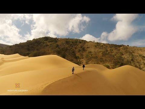 La Guajira Punta Gallinas, Cabo la Vela, Parque Macuira Colombia - Como Viajar que visitar ?