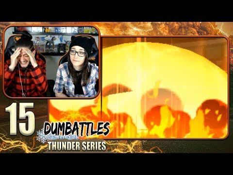 Dumbattle Tri-Attack #15 - Deflagrazioni