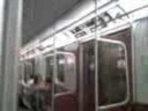 TTC Train with strategic advertising