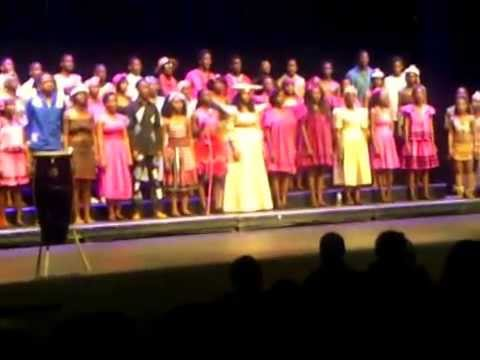 Unam choir 2014 - damara and oshiwambo medley