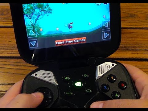 NVIDIA SHIELD Gamepad Mapper