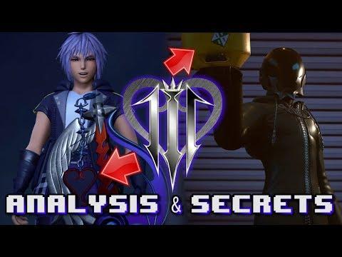 "Kingdom Hearts 3 ""Don't Think Twice"" Trailer - Analysis & Secrets!"