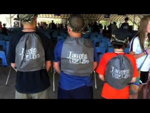 Area Kids Camp 2011 - Brighter Than the Sun - James Curlin Band