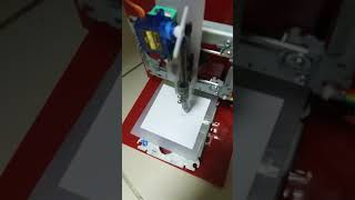 cnc printer with cd drive (axidraw)