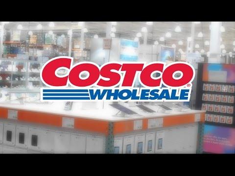 VLOG: 1ª IDA COSTCO WHOLESALE | Supermercado gigante em Montreal