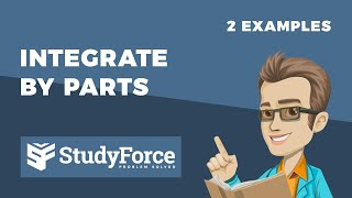 📚 How to integrate by parts (Part 1)