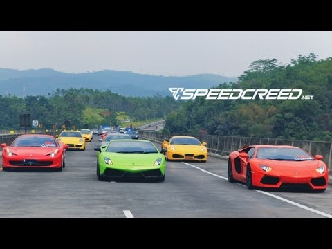 Speed Creed: SCCi's Initial Run Coverage (Bandung, Indonesia)