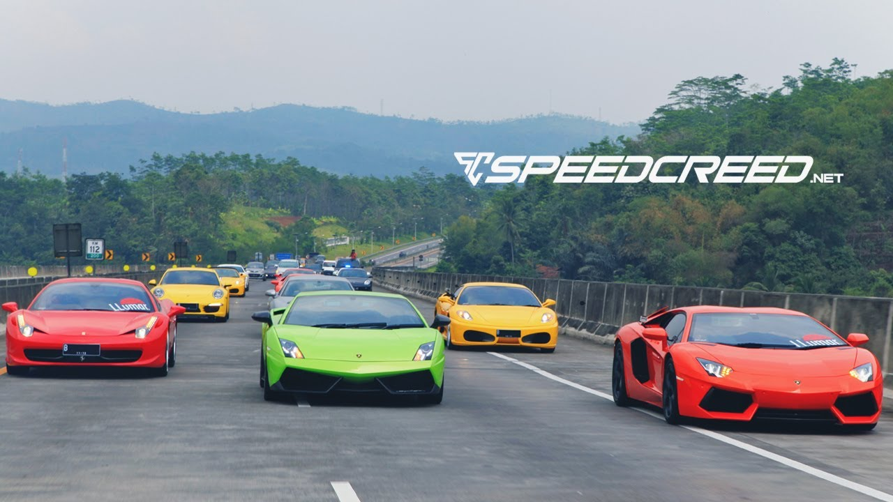 Speed Creed Scci S Initial Run Coverage Bandung Indonesia