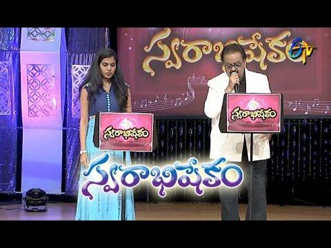 Dhinakkuta Song - SP.Balu, Sravana Bhargavi Performance in ETV Swarabhishekam - Fortwayne, USA