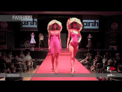 """PARAH"" Full Fashion Show HD Summer 2014 - Casinò Campione d'Italia"