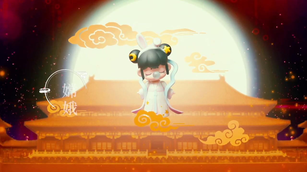 Nanci_今夕何夕_古風療癒盒玩公仔 全系列