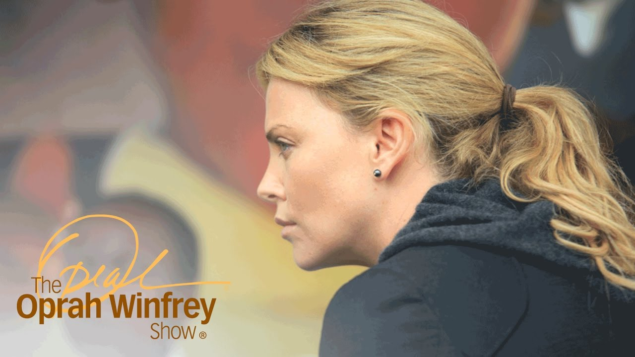Charlize Theron shares how her childhood in South Africa is helping ...
