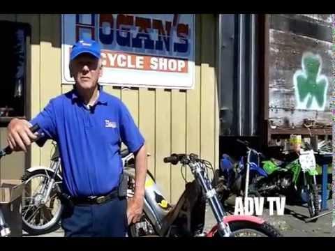 Bob Hogan Motorcycle Pioneer