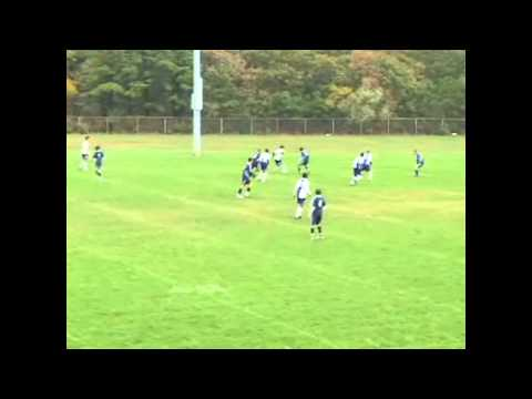 John Marcal's Goal vs. coyle cassidy 10-21-10