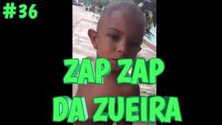 VIDEOS DO ZAP ZAP #36 - TENTE NÃO RIR - NOVEMBRO/2019