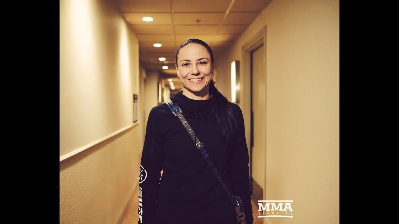 UFC 231: Nina Ansaroff Says 'Put the House On' Amanda Nunes Beating Cris Cyborg - MMA Fighting