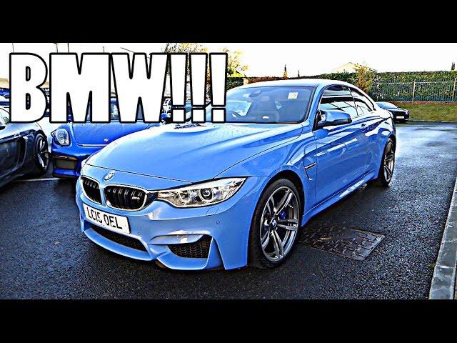 THE BMW M4 TEST DRIVE!!
