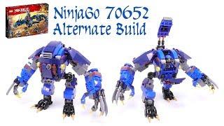 Gambar cover LEGO - NinjaGo 70652 Alternate Build - Mech Suit (Stop Motion Build)