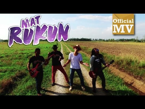 (OST MAT RUKUN) Khalifah - Mat Rukun Ver. 2(Official Music Video)