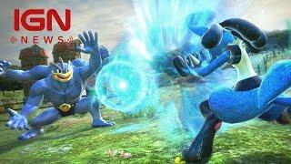 Pokken Tournament Aims for More Pokemon, Less Tekken - IGN News