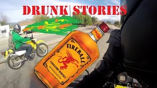 EMBARRASSING Drunk Stories | How I Projectile Vomited Fireball EVERYWHERE