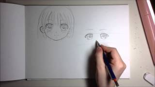 how to draw anime children by takahshi kun