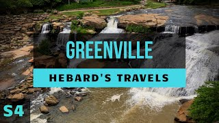S4EP7 Adventure Bound | Exploring Downtown Greenville, SC & Laura's Hand Gets Fixed!