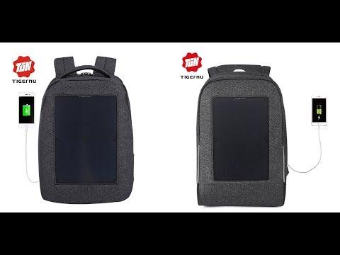 Рюкзаки с солнечной батареей 10 вт