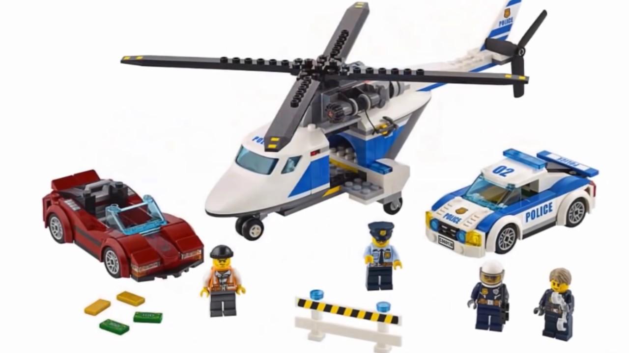 Lego city выездной отряд полиции 60044. Выездной отряд полиции lego city, который можно купить в магазине toytik. Ru, предназначен для операт. 1799р. Купить.