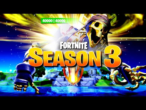 *NEW* FORTNITE SEASON 3 EVENT GAMEPLAY! IN-GAME LEAKS, DOOMSDAY GAMEPLAY AND MORE! (Battle Royale)