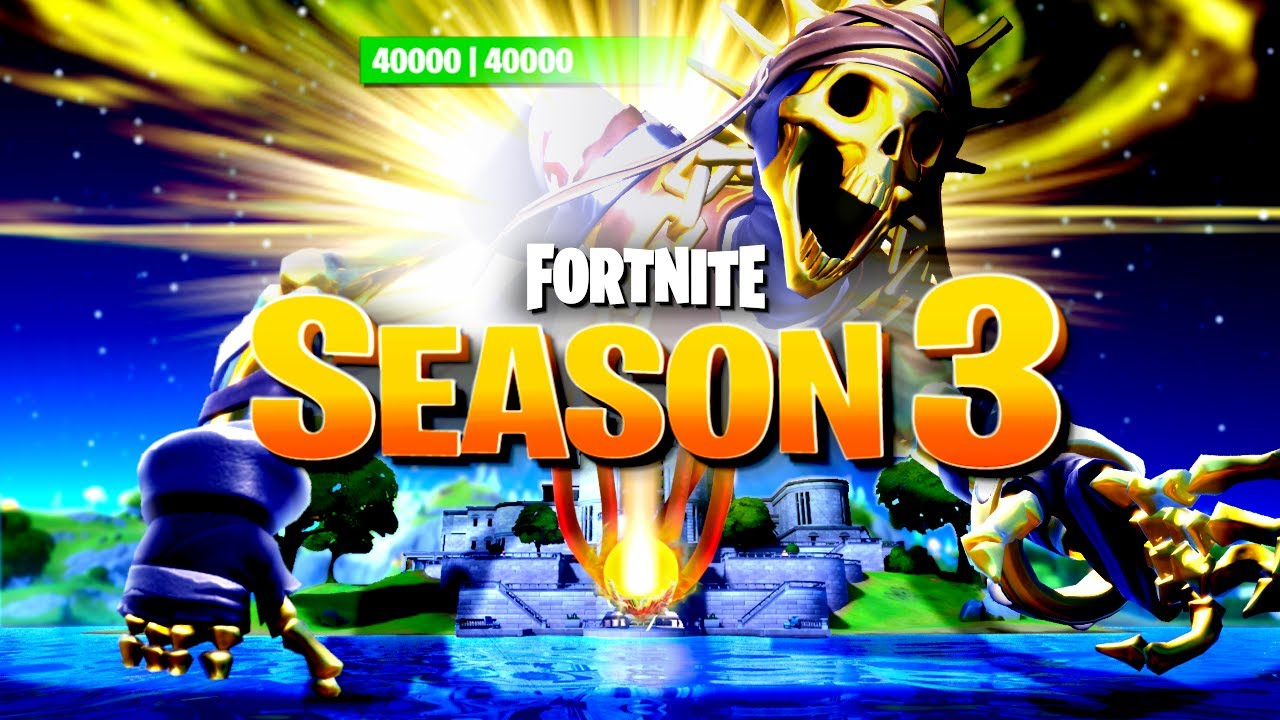 New Fortnite Season 3 Event Gameplay In Game Leaks Doomsday Gameplay And More Battle Royale Youtube 288 ответов 340 ретвитов 7 480 отметок «нравится». new fortnite season 3 event gameplay in game leaks doomsday gameplay and more battle royale