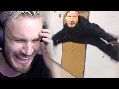 Thumbnail: REACTING TO SPICY PEWDIEPIE MEMES