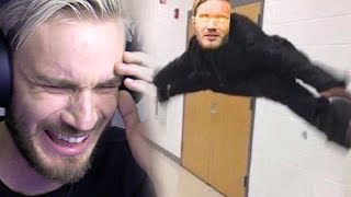 REACTING TO SPICY PEWDIEPIE MEMES Mp3