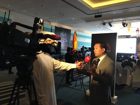 Peter Tran - Emirates News (Dubai One TV, UAE) Cyber Security and Critical Infrastructures 5-18-2016