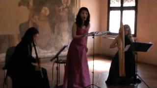 John Dunstable (1390-1453): O rosa bella , Miho Kamiya soprano