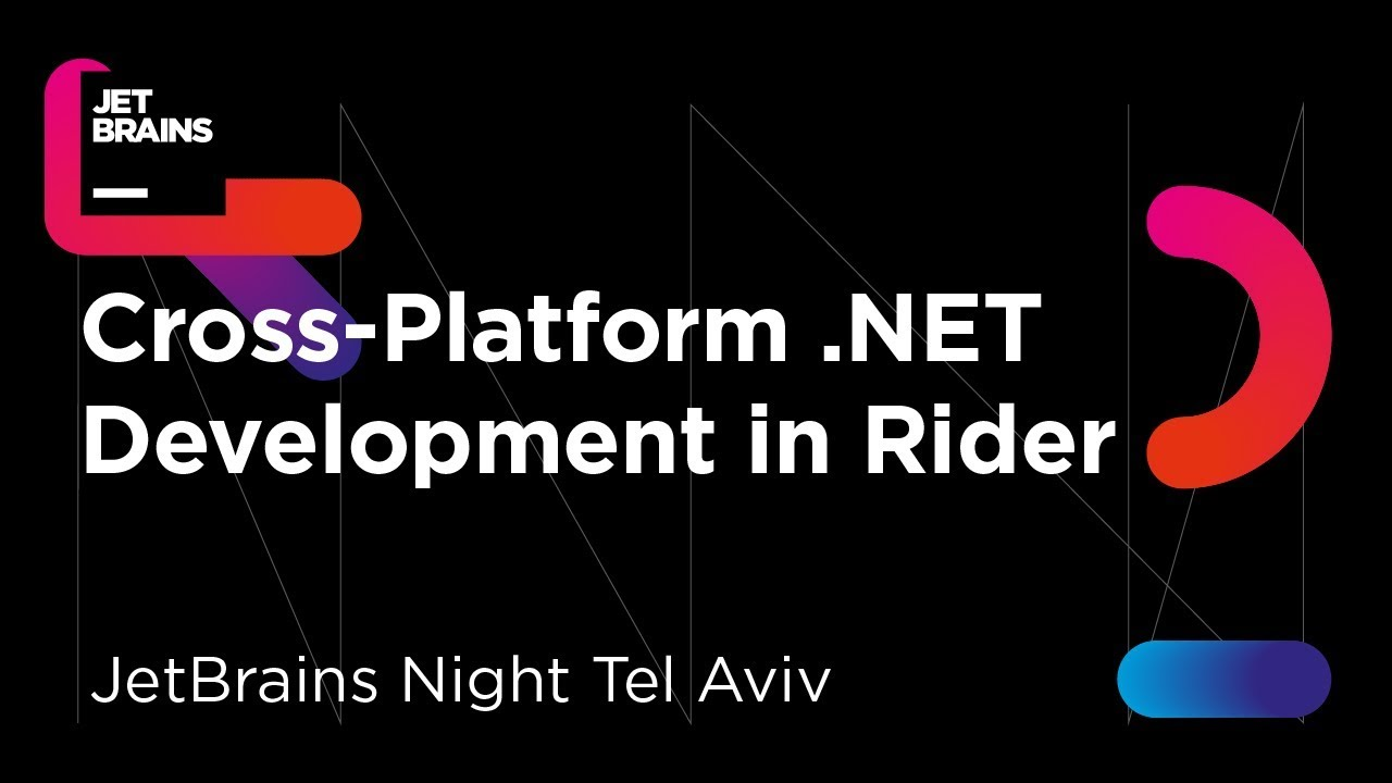 Cross-Platform  NET Development in Rider by Andrey Akinshin