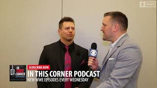 The Miz on why Daniel Bryan shouldn't re-sign with WWE, his respect for LeBron James and more