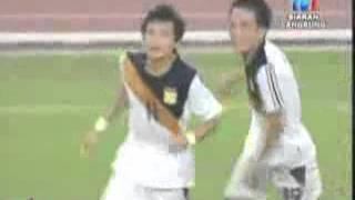 AFF 2012  MALAYSIA VS LAOS 4-1 FULL GOAL