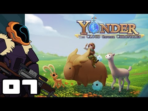 Let's Play Yonder: The Cloud Catcher Chronicles - Part 7 - G