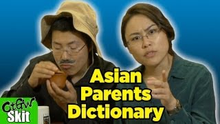 What Your Parents Actually Mean: The Asian Parents Dictionary