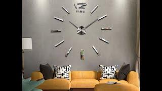 Обзор крутых настенных часов с Aliexpress